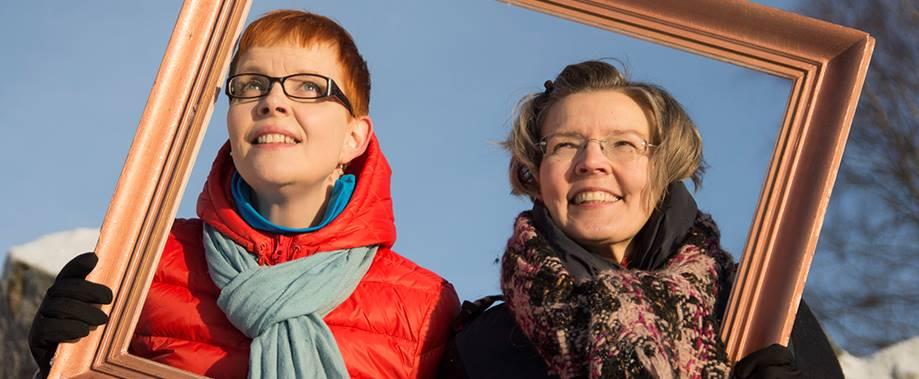 ToimintaKonsepti Virpi Haverinen ja Sari Laitinen
